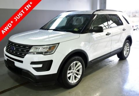 Pre-Owned 2016 Ford Explorer -