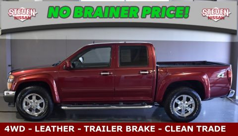 Pre-Owned 2011 Chevrolet Colorado 2LT