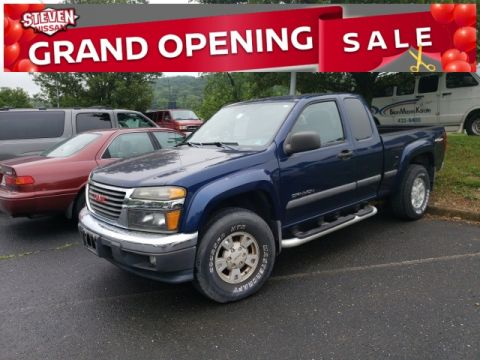 Pre-Owned 2004 GMC Canyon SLE