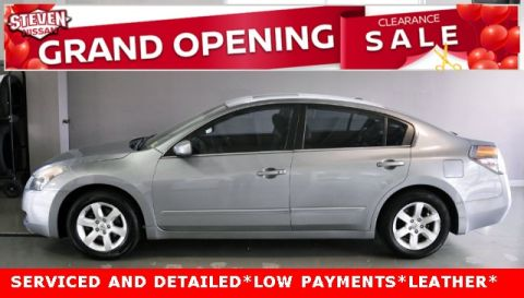 Pre-Owned 2009 Nissan Altima 2.5 SL FWD 4D Sedan