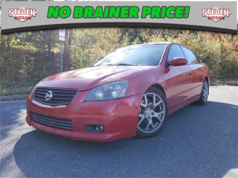 Pre-Owned 2005 Nissan Altima 3.5 SE-R