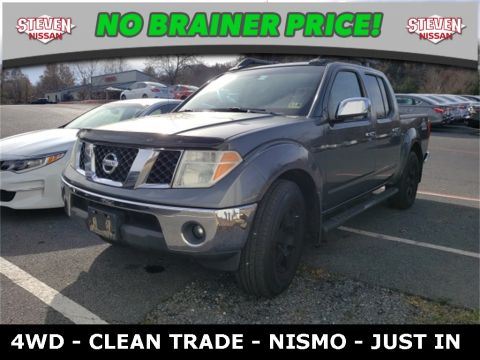 Pre-Owned 2007 Nissan Frontier NISMO Off-Road