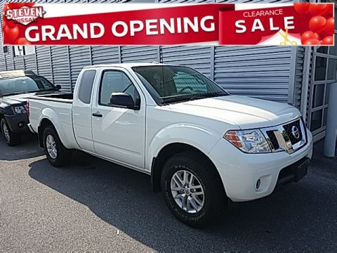 Certified Pre-Owned 2016 Nissan Frontier SV 4WD