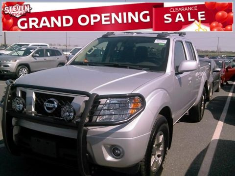 Pre-Owned 2012 Nissan Frontier PRO 4WD