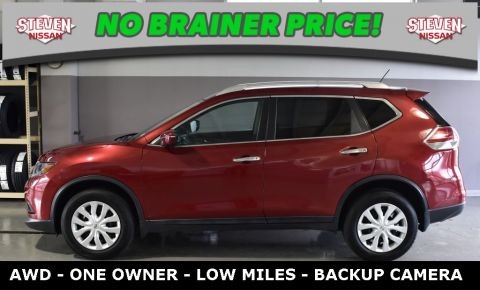2016 Nissan Rogue - 5N1AT2MV1GC898691
