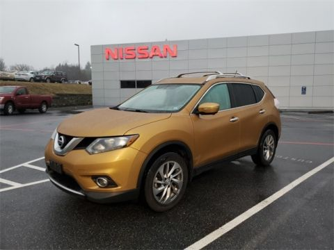 2014 Nissan Rogue - 5N1AT2MV2EC780338