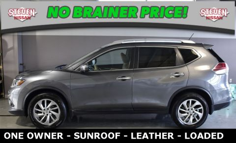 2015 Nissan Rogue - 5N1AT2MV4FC771450