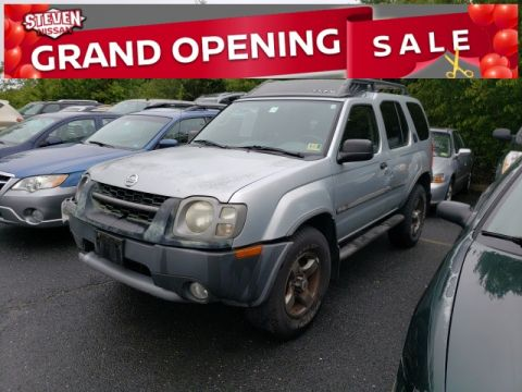 Pre-Owned 2002 Nissan Xterra