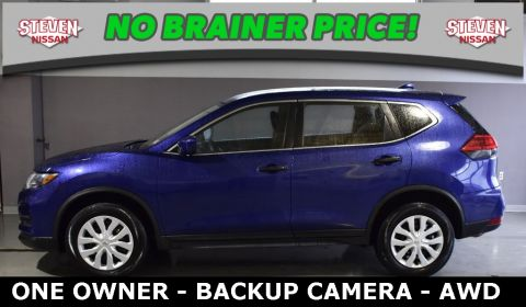 2017 Nissan Rogue - JN8AT2MV0HW013597