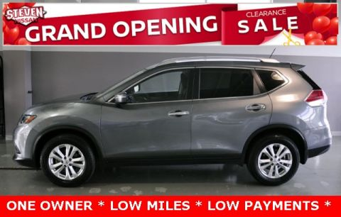 Certified Pre-Owned 2015 Nissan Rogue SV FWD 4D Sport Utility